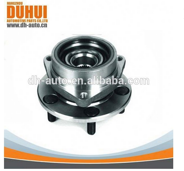 Auto Parts Hot sale car-styling Front Wheel Bearing and Hub Assembly fit for JEEP CHEROKEE COMANCHE WRANGLER 513007
