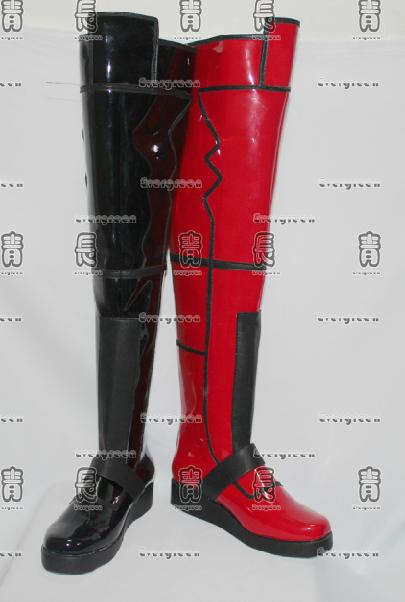 how to make harley quinn boots