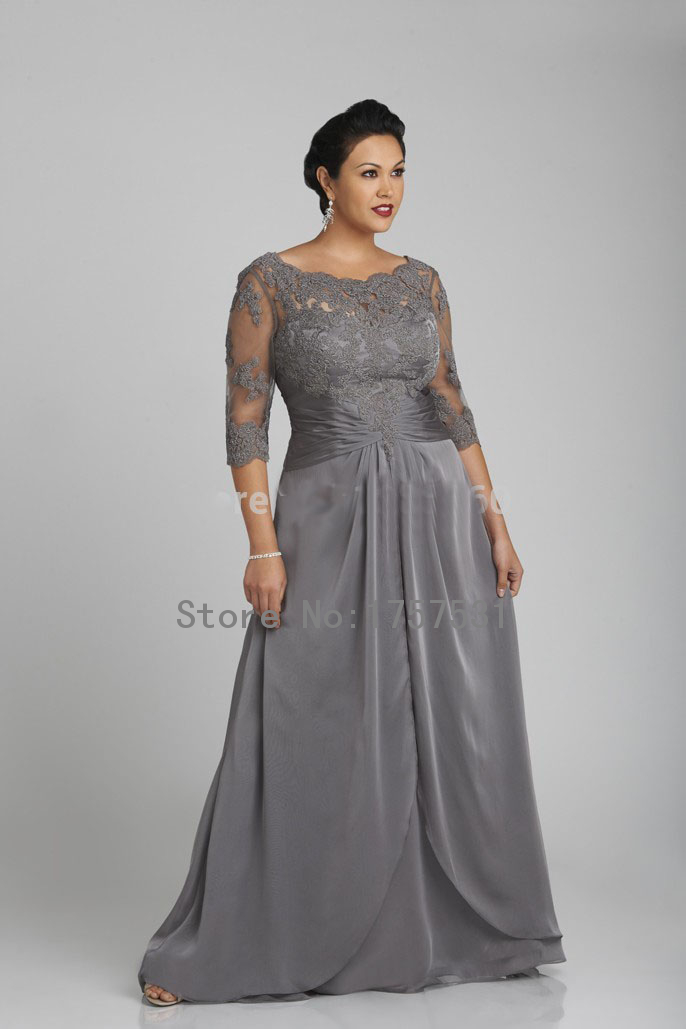 Plus Size Evening Dresses With Sleeves Singapore 71