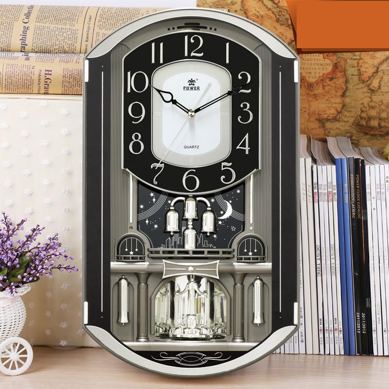 Home decor large wall clock modern design large decorative Decorative home