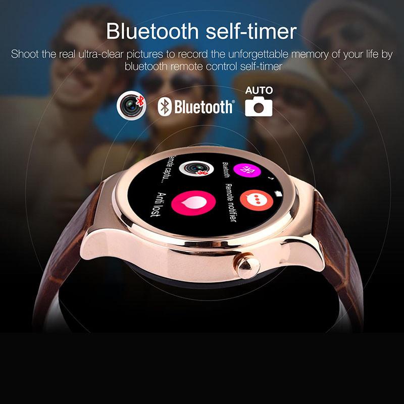 2015 новое поступление Смарт часы Т3 smartwatch Поддержка SIM-SD карты Bluetooth и WAP и GPRS и смс в mp3 формате mp4 USB для iPhone и Android