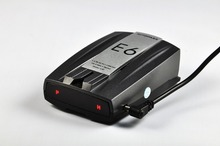 E6 Auto Car Radar Detector Voice Alert LED display for Vehicle GPS Navigator High Quality G0154 SE(China (Mainland))