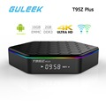 T95Z Plus bluetooth Android6 0 TV Box S912 Octa core cortex A53 2 0GHz 2GB