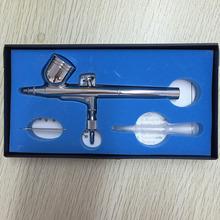 SAT5107 mini air compressor airbrush nail beauty airbrush kit professional airbrush makeup kits(China (Mainland))