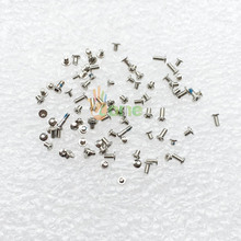 Original New Complete Full Bolts Screws Set Kit For iPhone 6 4.7 inch Gray Silver Gold(China (Mainland))