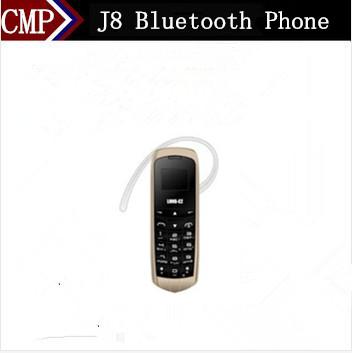 Russian Multi Languages LONG-CZ J8 Bluetooth Cell Phone Sim Card Bluetooth Dialer Bluetooth Earphone FM Radio GSM Network BM50(China (Mainland))
