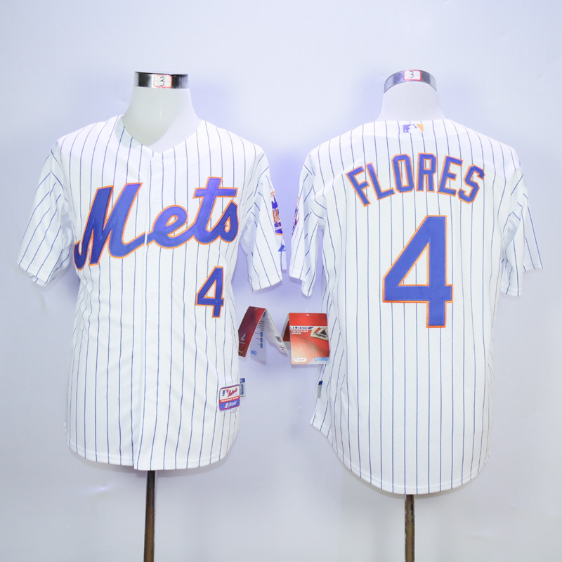 Hot Sale 1986 Mets Jersey 1 Mookie Wilsons 4 Lenny Dykstra 5 David Wright Jerseys Throwback Home Baseball Jersey size M-XXXL(China (Mainland))