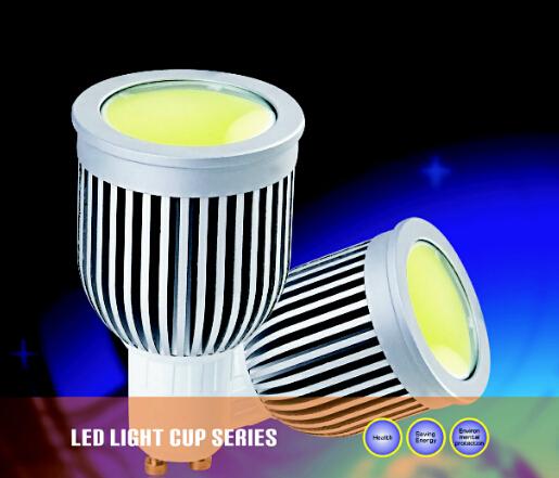 Factory production, LED light cup source COB 3W 50pcs/lot LCB03-3W(China (Mainland))