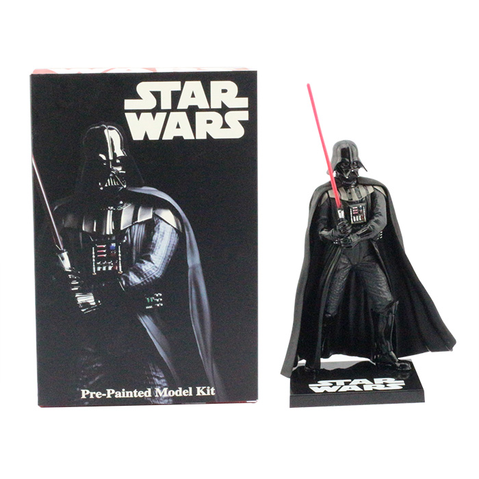 Cool Products Star Wars Darth Vader action figure toy soldier painted model kit Figure retail Free shipping<br><br>Aliexpress