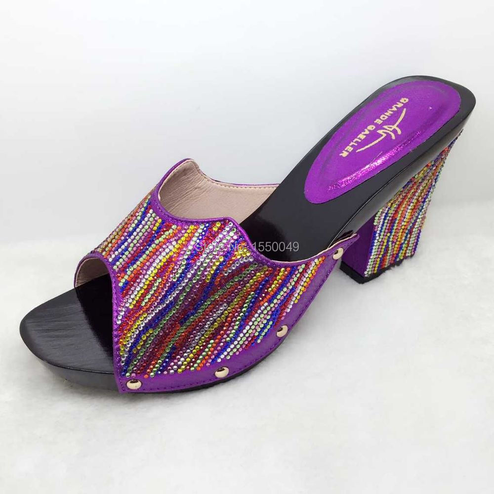 Purple Heels For Sale