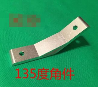 4040 angle connector 135 degree angle bracket bracket of industrial aluminum accessories<br><br>Aliexpress