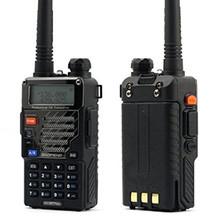 1 PC Baofeng UV-5RE + Plus Talkie Walkie Dual Band Two Way Radio UV 5RE + 5 W 128CH UHF VHF FM VOX Double Affichage radio comunicador(China (Mainland))