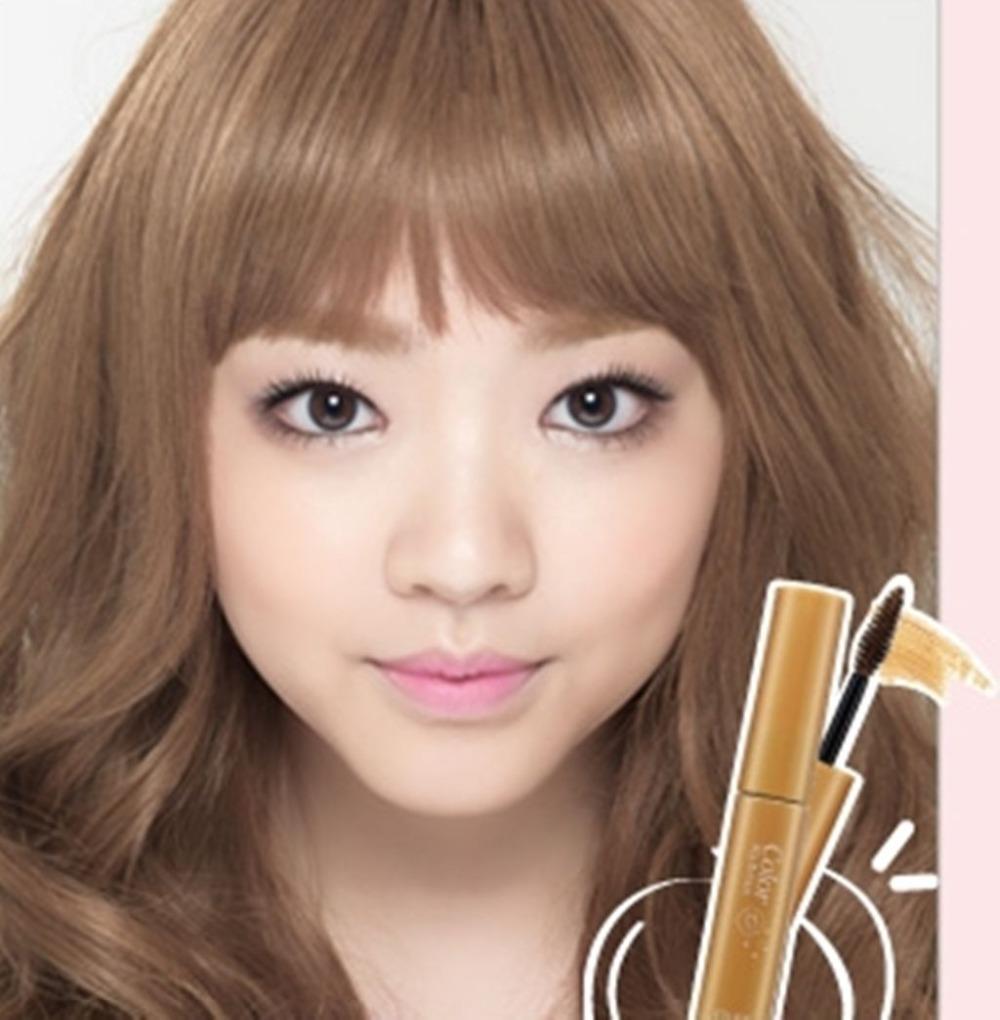 ALIVER E-TUDES HOUSE Color My Brows Mascara 4.5g #2 Light Brown freebie()