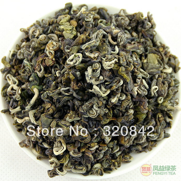 100g  Chinese Tea Biluochun tea Bi Luo Chun green tea<br><br>Aliexpress