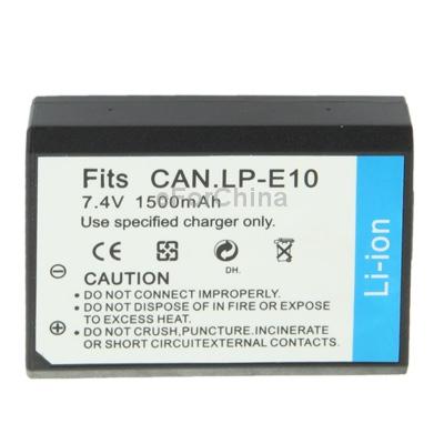 LP-E10 Battery Canon EOS 1100D Digital Camera - DIYLooks store