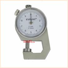 Herramienta de medición medidor de espesor de línea de cuero tester