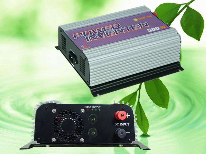 500W Wind Power Grid Tie Inverter,DC 10.8V-30V(12V 24V) AC 220V 230V 240V,Dump Load Controller, for Wind Turbine Generator(China (Mainland))
