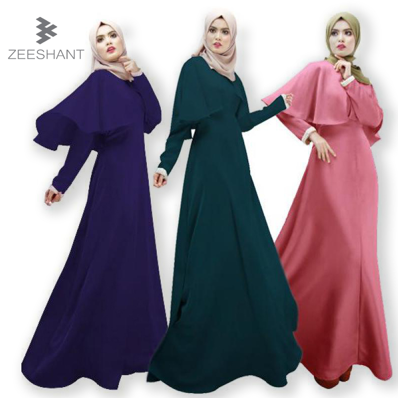 2016 New Design Muslim Cloak Style Abaya Women 39 S Patchwork
