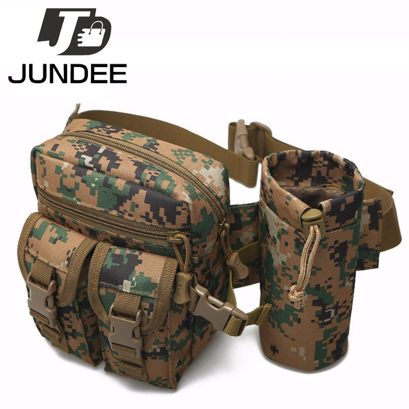 pouch edc bag military molle utility pouch waist packs 900D kettle bag military equipment accessories(China (Mainland))