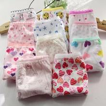 Buy 15pcs/lot pant children Girls cotton Underwear Briefs /Panties/ inner wears (2-12 years) ls underwear Free sipping for $8.80 in AliExpress store