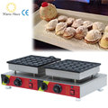 1Pcs 1500W Stainless Steel Electric Poffertjes Grill Machine for Sale