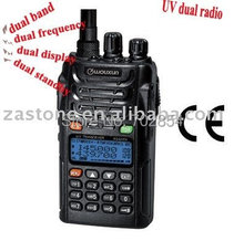 WOUXUN Dual band two way radio VHF5W/UHF4W KG-UVD1P walkie talkie