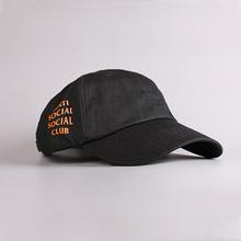 Baseball cap anti social social club classic snapback hats for men women brand hip hop motorcycle dad caps golf gift bone gorras(China (Mainland))