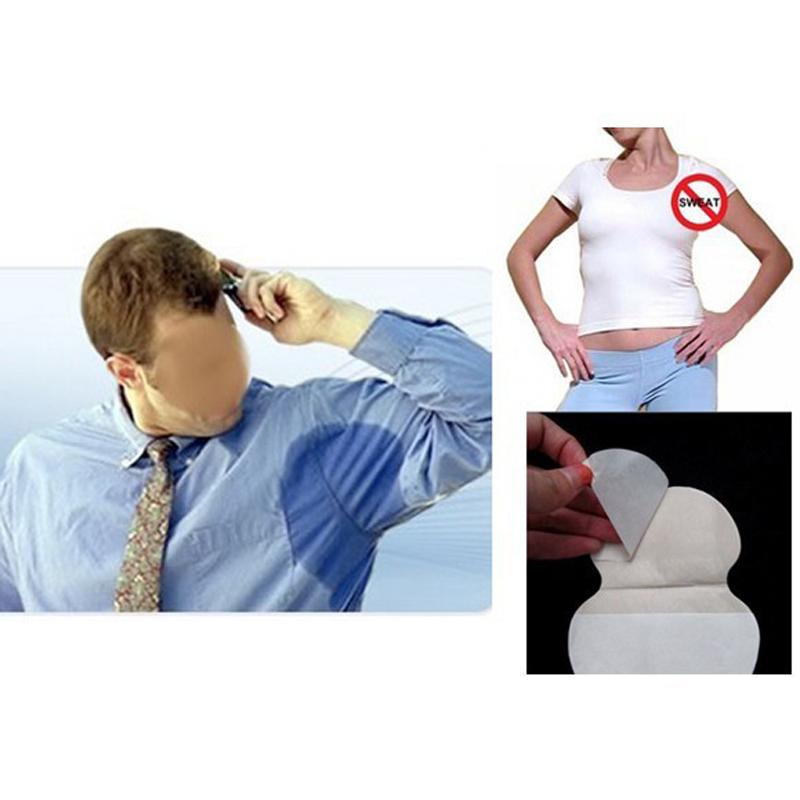 deodorant oksel jurk kleding zomer stop zweet pads absorberen zweet
