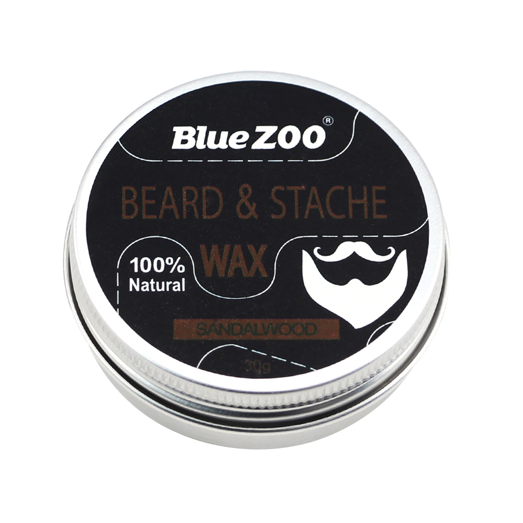 2pcs Beard Balm For Men Best Growth Cream Moisturizer and Softener Lotion for Beard Styling