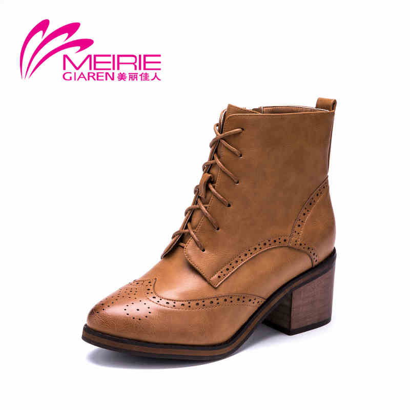 aliexpress buy aokang 2016 winter ankle boots