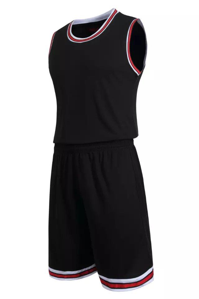 Chicago Basketball Jerseys Blank Throwback Basketball Jerseys Sports Space Jam Basketball Short Shirts Uniforms Suits Kits(China (Mainland))