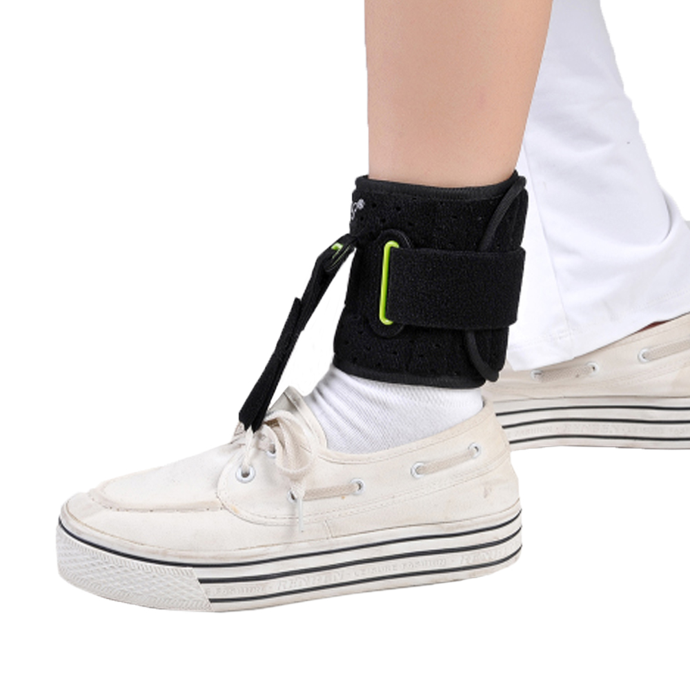 Ankle joint foot drop orthoses stroke hemiplegia rehabilitation supplies FREE SHIPPING