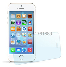 slim protection hd clear explosion-proof screen protector protect tempered glass mobile accessories for iphone 5s 5 iphon