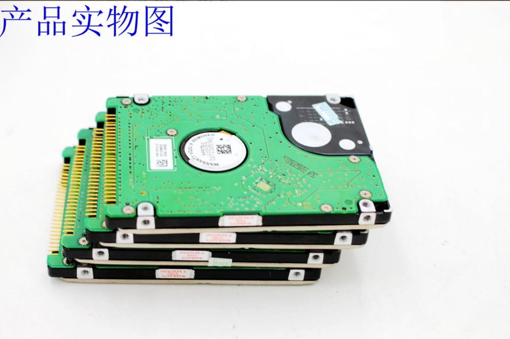 """USED OLD HDD 2.5"""" 80GB IDE Laptop Hard Drive 80G PATA Hard Disk many brands optional(China (Mainland))"""
