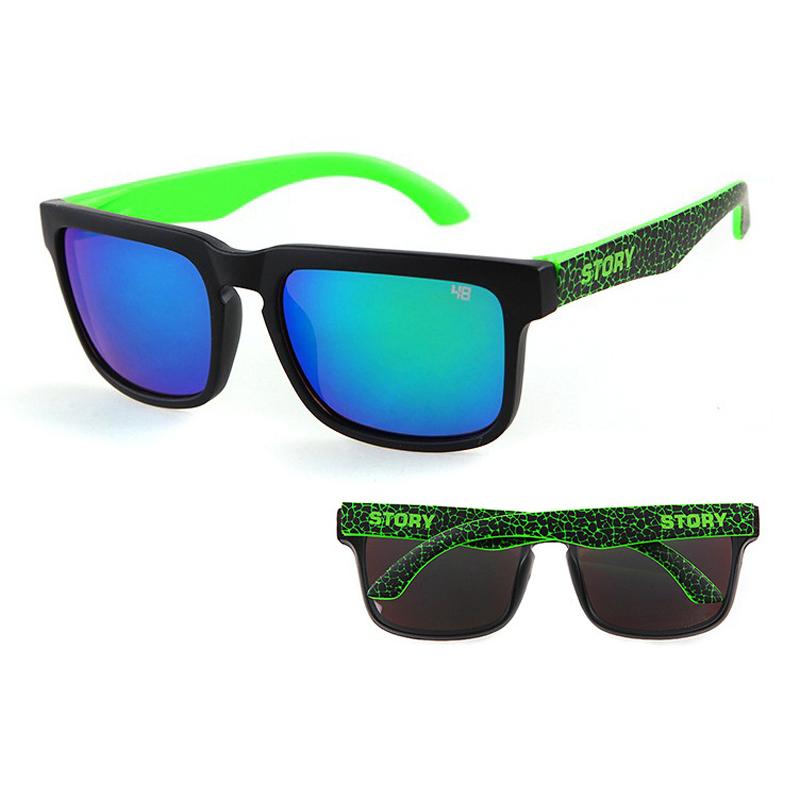 Brand Designers SPIED Vintage Sun glasses Mirror Eyewear Men Women Sport LOGO Sunglasses oculos de sol feminino(China (Mainland))