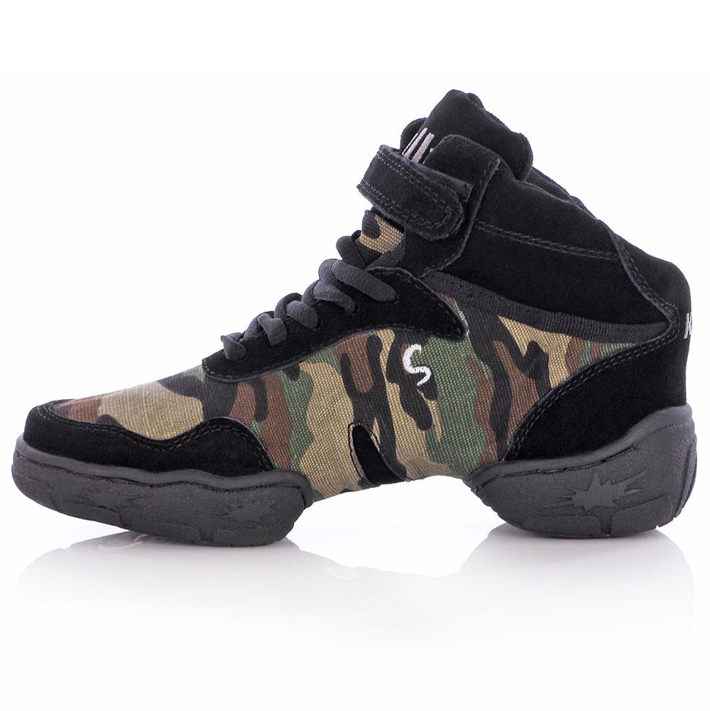 New Fashion Del Toro Camo Brogues Jazz Dance Shoes Breath Dance Shoes Sneakers For Women(China (Mainland))
