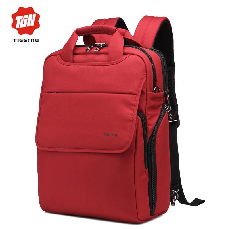 2016 New Tigernu Brand Barajuku Backpack Men Women Bolsa Rucksacks for Girls Classic Laptop Backpack College school bag Backpack(China (Mainland))