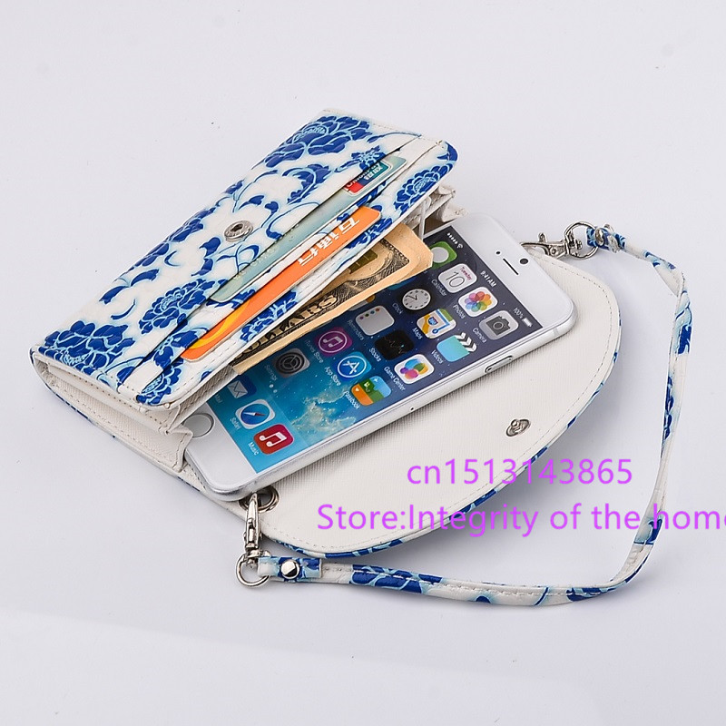 Wallet crossbody mobile phone bags For Xolo Q1001 / LT2000 / Prime / One Liverpool FC Limited Edition cover case Pouch Holster(China (Mainland))