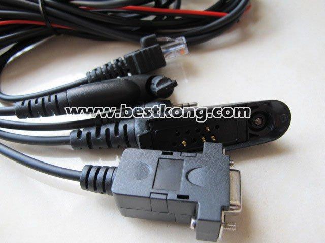 Programming Cable for Motorola Radio EX500 EX600 CDM750 CDM1250 M1225 P110 HT1550(Hong Kong)