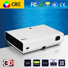hot new products for 2016 3d movies led projector/outdoor laser projector with 3d glasses(China (Mainland))