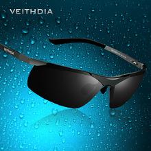 Aluminum Magnesium Polarized Lens Mens Sunglasses Driver Mirror Sun glasses Male Fishing Outdoor Sports Eyewear For Men 6501(China (Mainland))
