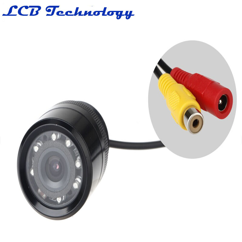 Hot Selling High Quality E328 Car Auto Waterproof Camera Back Up Rear View Day Night Rearview NTSC Free Shipping(China (Mainland))