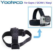 Buy GoPro Accessories Elastic Adjustable Head Strap Mount Gopro Hero 4 3+ 3 SJCAM SJ4000 SJ5000 EKEN H9 Xiaomi Yi Action Camera for $3.15 in AliExpress store