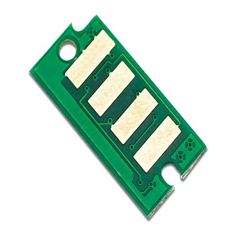 (20 pieces/lot)4 color Toner Cartridge Chip use For Dell 1250C1350CNW 1355CN/1355CNW C1760nw C1765nf C1765nfw toner chip(China (Mainland))