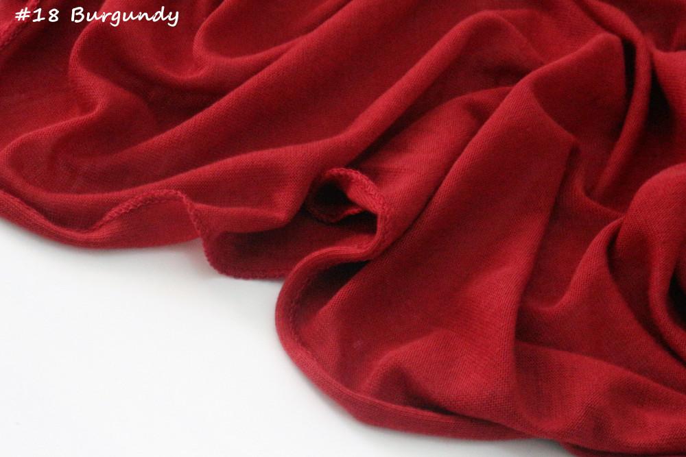 (1pc)20 color High quality jersey scarf cotton plain elasticity shawls maxi hijab long muslim head wrap long scarves/scarf 1pcs(China (Mainland))