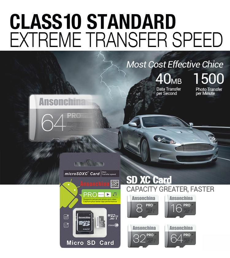 Pass H2testw!! Micro SD Card 32GB Class 10 Memory Cards Micro SDHC 8G 16G 32G SDXC 64gb Microsd TF Card with moblie phone mp3(China (Mainland))