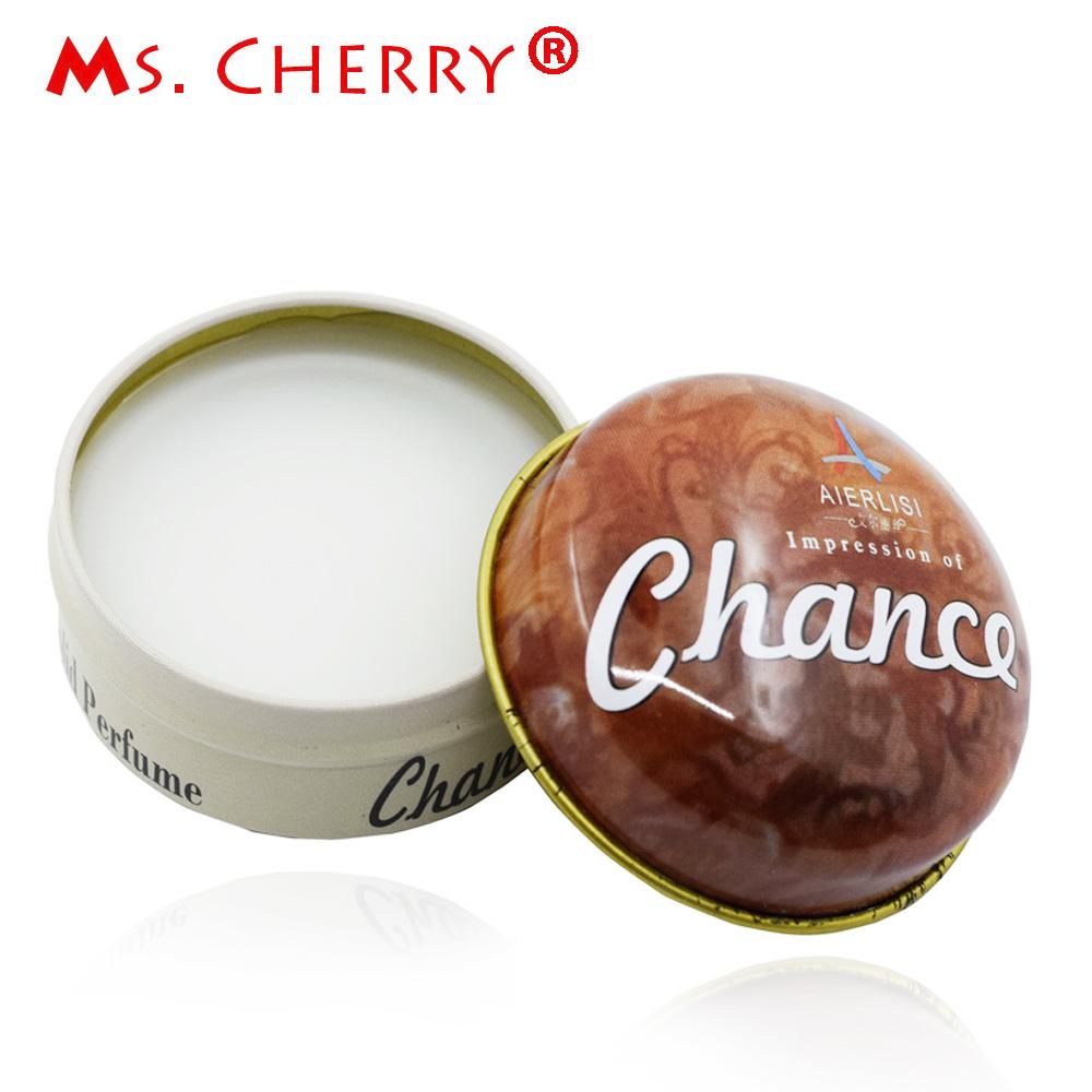 15ml Portable Solid Perfume for Men Women Original Deodorant Non-alcoholic Fragrance Cream MH011-10(China (Mainland))