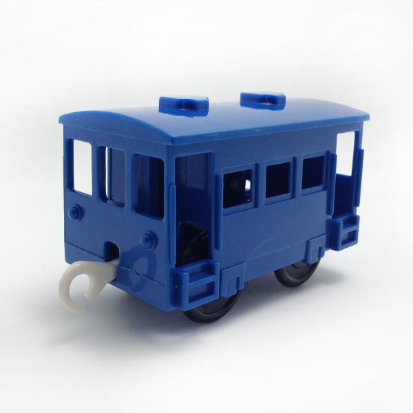 T0249 Electric Thomas and friend passenger car Trackmaster engine Motorized train Chinldren child kids plastic toys gift(China (Mainland))