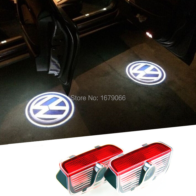 Система освещения LB 2 X VW VW Passat B6 B7 CC 6 7 Jetta MK5 MK6 Tiguan EOS sciroCCo car door warning light connection cable plug for vw golf jetta mk5 mk6 passat b6 b7 cc touareg sharan 3ad 947 411 3b0 972 702