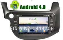 Android 4.0 car dvd gps for (2009-2011) honda fit+PIP+phonebook+RDS +android map+wifi moden+support 3G(China (Mainland))